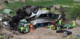 Wypadek autobusu w Chile. Wielu zabitych i rannych