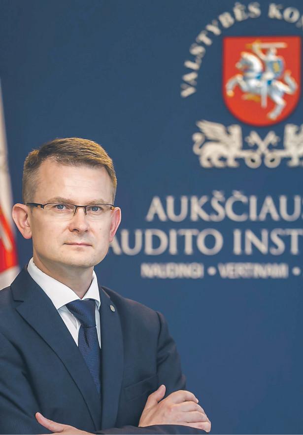 Wyjaśnianiem litewskiej afery szczepionkowej zajmuje się minister zdrowia Arūnas Dulkys