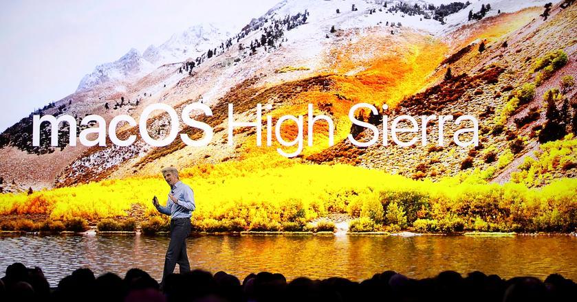 macOS High Sierra zaprezentowano podczas tegorocznej konferencji WWDC w czerwcu