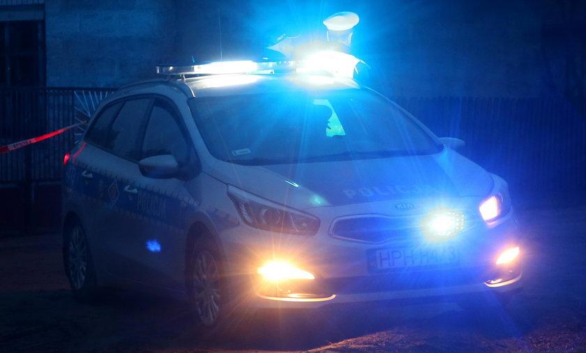 Strzelanina w Wólce Kosowskiej. Zatrzymano cztery osoby