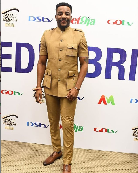 Ebuka Obi Uchendu is the host for Big Brother Naija 4