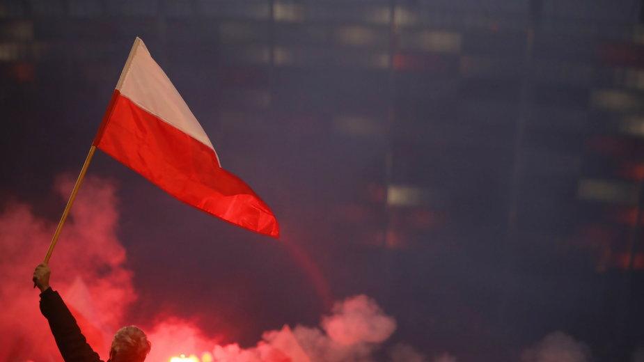 Po Marszu Niepodległości w sieci pojawiło się wiele komentarzy