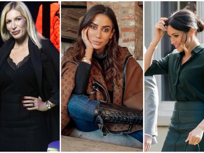 Tamara u Njujorku nosi PAPRENU torbu za koju postoji ogromna lista čekanja: Istu ima Minja Miletić, a obožava je i Megan Markl