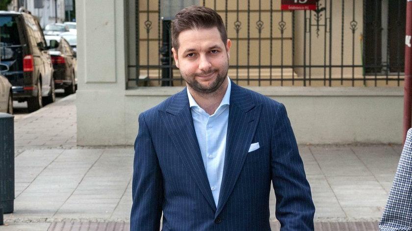 Patryk Jaki: Jakub A. nie chciał adwokata