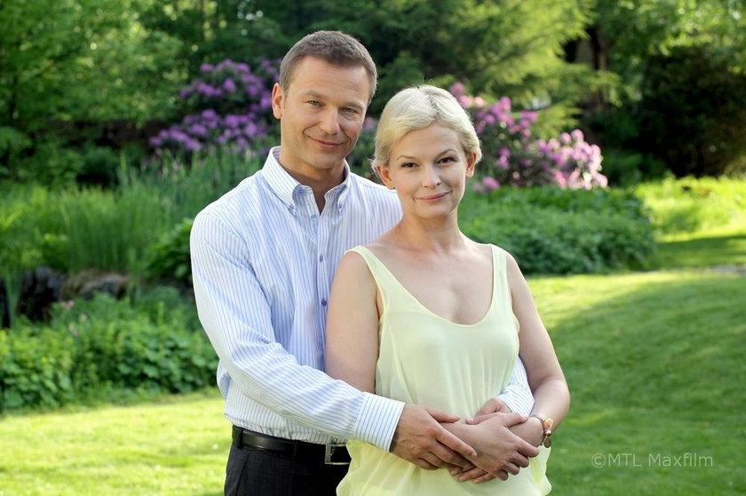 Dominika Ostałowska i Krystian Wieczorek