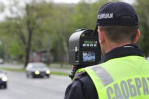 VOZAČI OPREZ! Saobraćajna policija od danas u pojačanoj KONTROLI!
