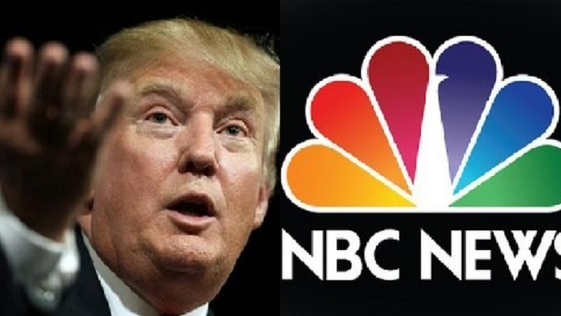 Donald Trump vs NBC