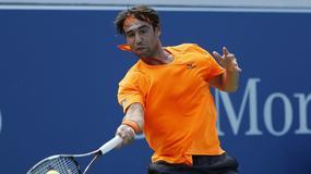 US Open: Baghdatis wysłał SMS-a do żony... podczas meczu