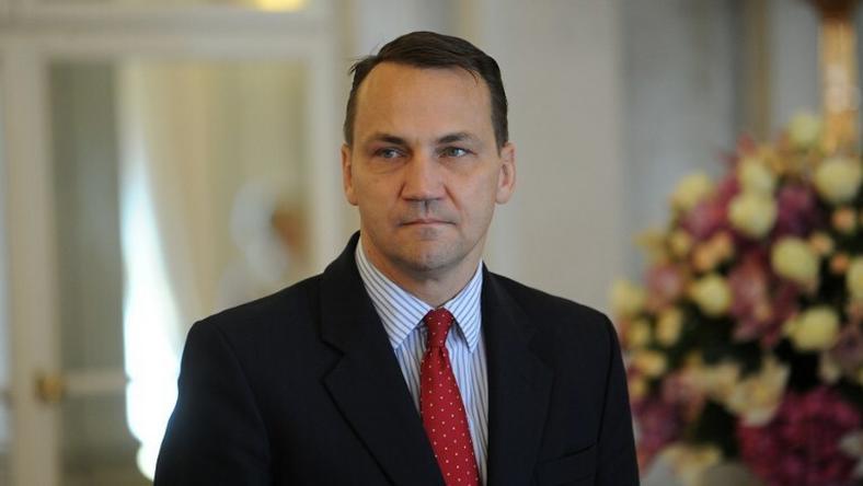 Radosław Sikorski, fot. AFP