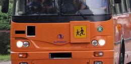 Autobus zmiażdżył nogę gimnazjalistce