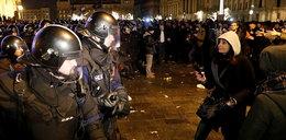 Demonstracja w Budapeszcie. Policja użyła gazu łzawiącego
