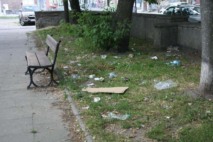 Gdańsk i śmieci
