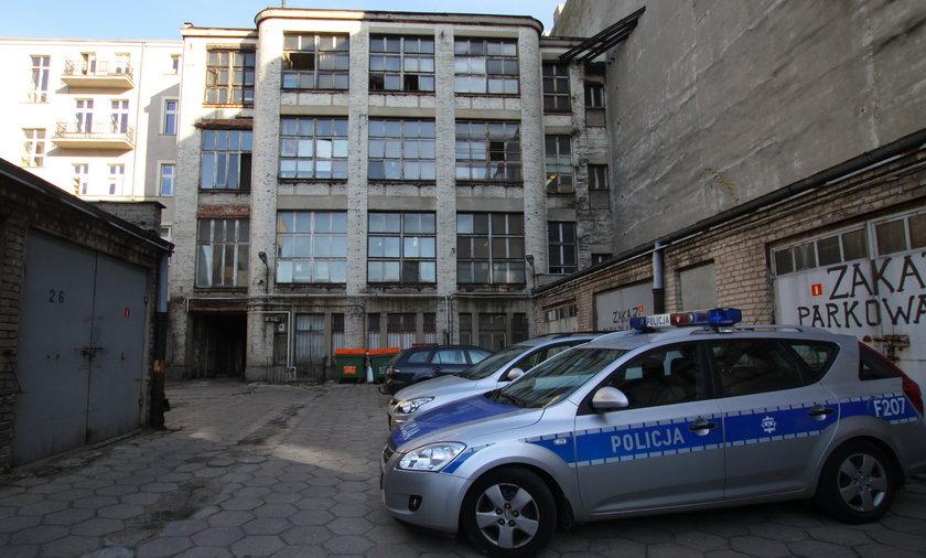 Komisariat w Łodzi