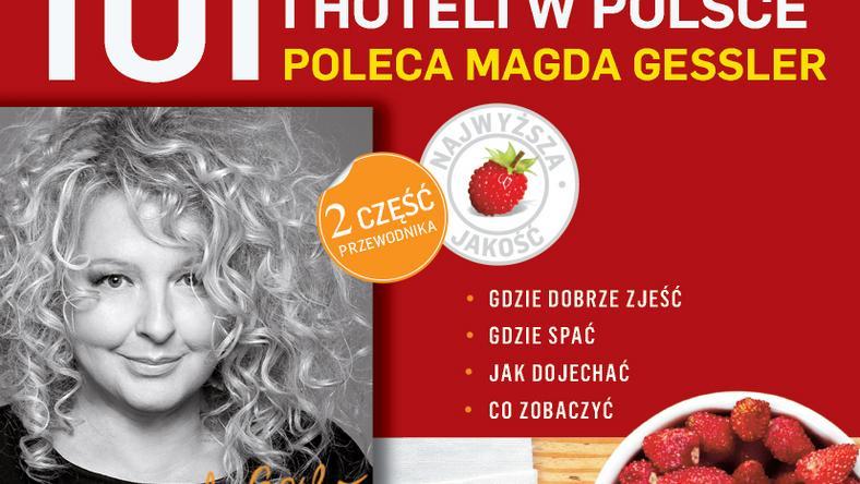 101 Restauracji I Hoteli W Polsce Część 2 Przewodnika Magdy