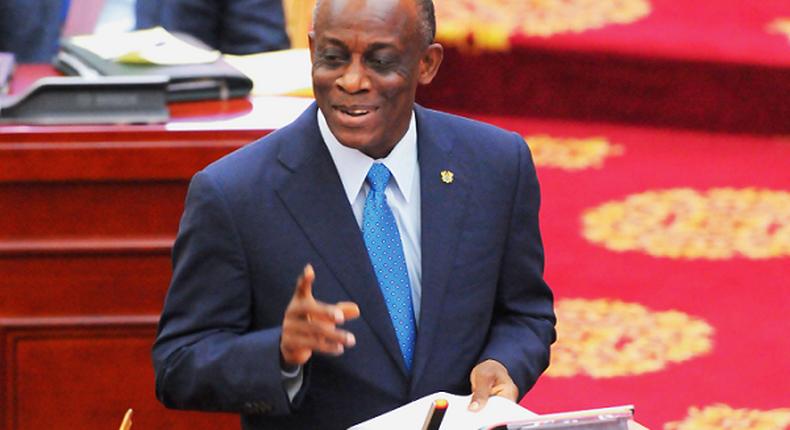 Ghana's former Finance Minister, Seth Terkper