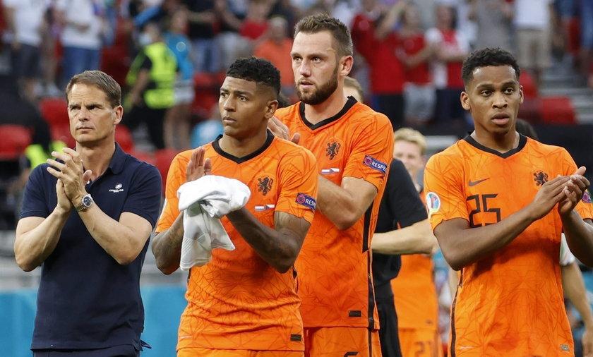 Euro 2020 - Round of 16 - Netherlands v Czech Republic