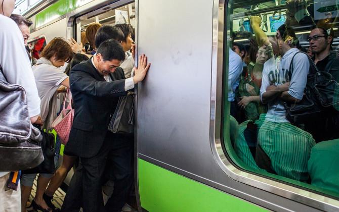 U Japanu se ne nudi mesto starijim osobama