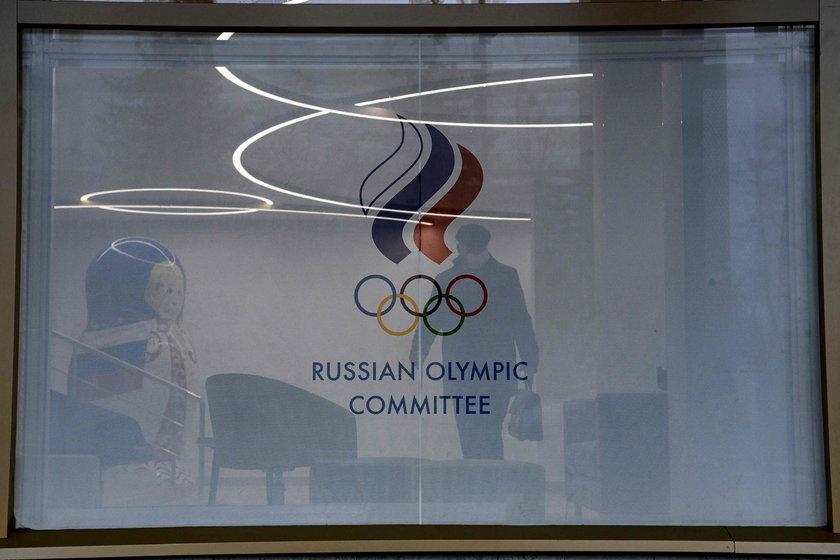 Rosja wykluczona z najważniejszych imprez sportowych