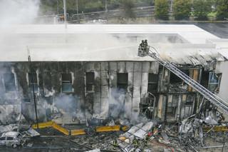 Katastrofa prywatnego samolotu w Mediolanie. Wśród ofiar rumuński miliarder