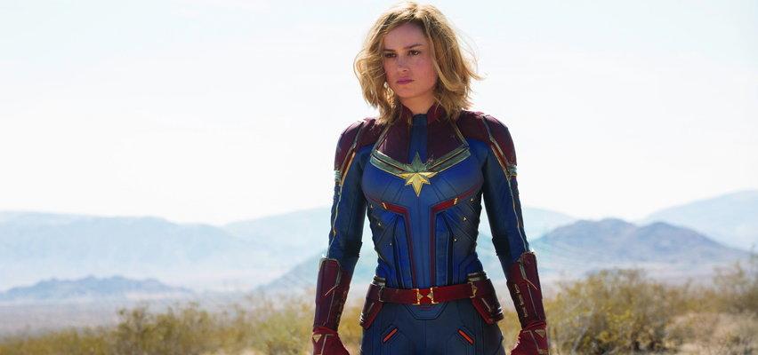 """""""Kapitan Marvel"""". Co za kobieta! Takiej świat jeszcze nie widział!"""