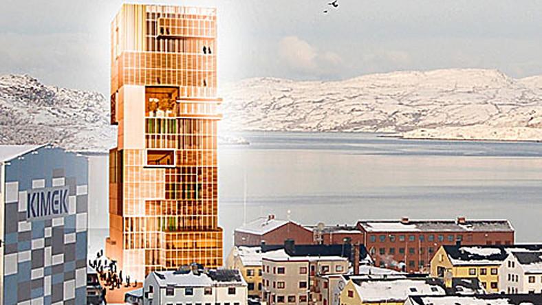 Wybudują najwyższy drewniany budynek świata