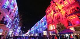 Wyjątkowy weekend w Łodzi – Festiwal światła