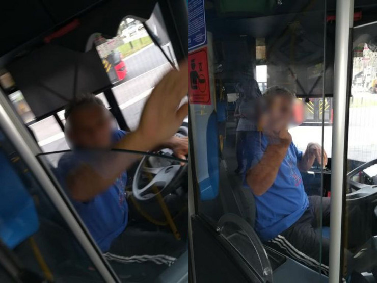 bahati vozač