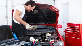 5 najczęstszych awarii naprawianych przez mechaników samochodowych
