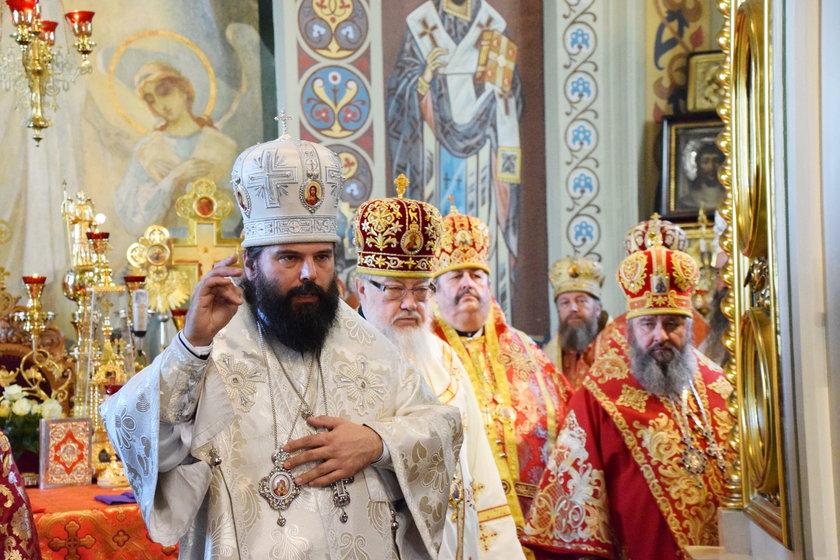 Biskup supraski Andrzej
