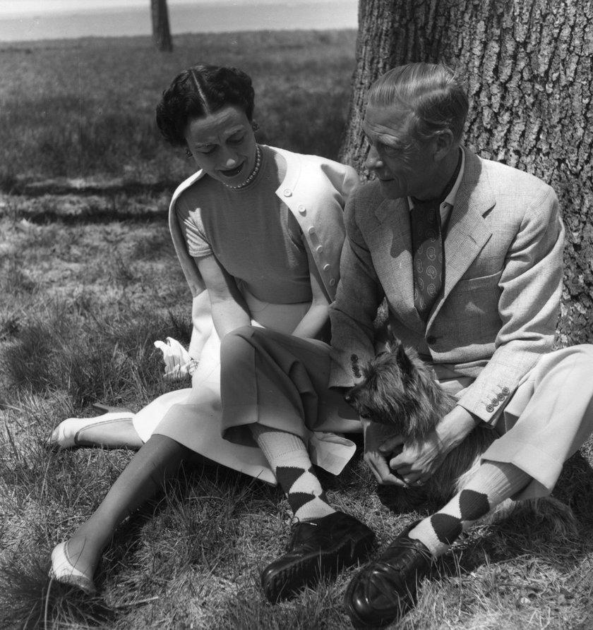 Edward VIII i Wallis Simpson