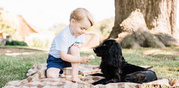 Urodzinowe zdjęcia księcia. Jaki on uroczy!