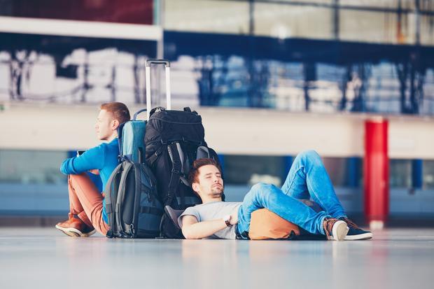 Opóźnione i odwołane loty to największa udręka podróżujących