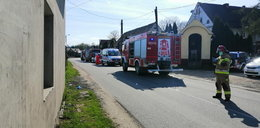 Tragiczny wypadek w Jaszkowej Dolnej. Nie żyje 10-letnia dziewczynka