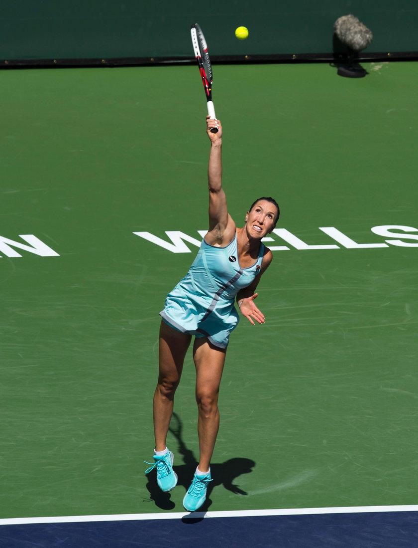 Turniej WTA w Pekinie: Radwańska awansowała do ćwierćfinału