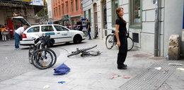 Szaleniec za kierownicą zabijał ludzi w centrum miasta!