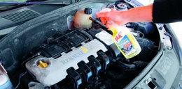Jak bezpiecznie umyć silnik?