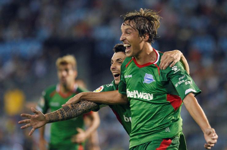 FK Selta, FK Alaves