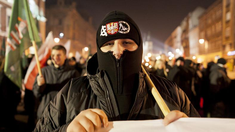 Marsz NOP w Krakowie
