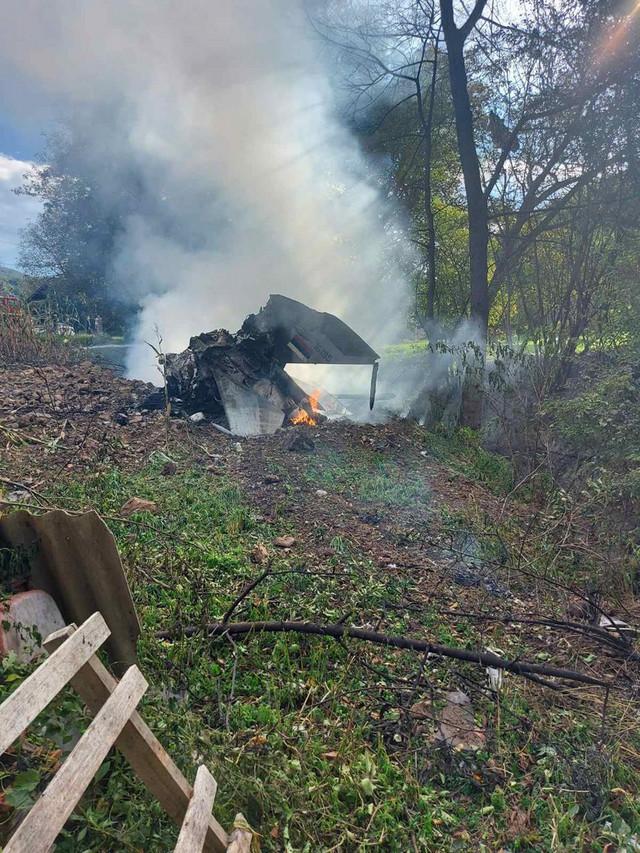 avion nesreća Loznica