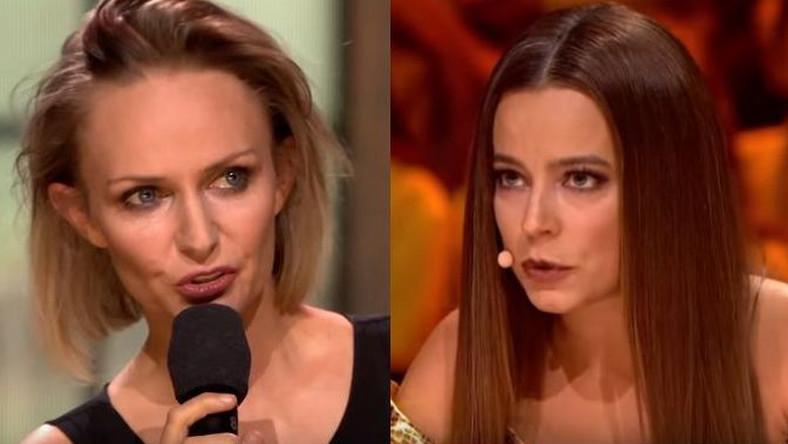 """Katarzyna Stankiewicz i Anna Mucha w """"Dance, dance, dance"""""""