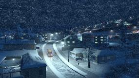 Cities Skylines: Snowfall - pierwszy śnieg w naszym mieście