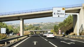 Portugalia - opłaty za autostrady