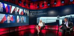 Debata bez Andrzeja Dudy
