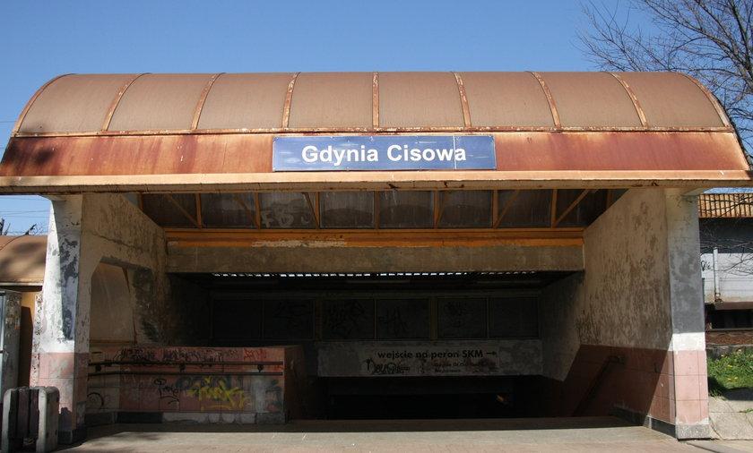 przystanek Gdynia Cisowa