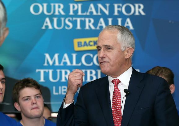 Neizvesno je da li će Turnbulova koalicija moći da formira većinsku vladu