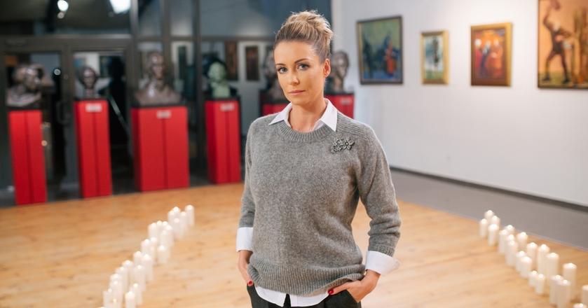 """Małgorzata Rozenek poprowadzi drugą edycję """"Projektu lady"""""""