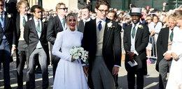 Znana piosenkarka wzięła ślub. Wśród gości rodzina królewska