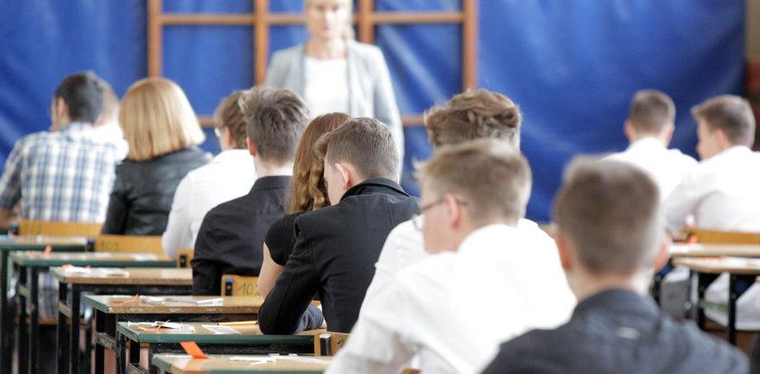 Próbny egzamin ósmoklasistów 2021. Obowiązuje reżim sanitarny!