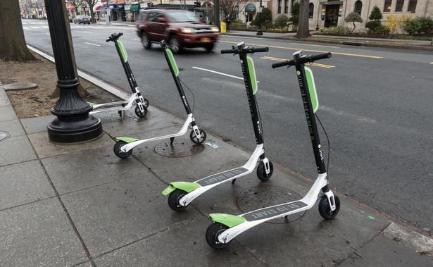 Usługi wypożyczania różnych środków transportu stają się polskim liderem elektromobilności.