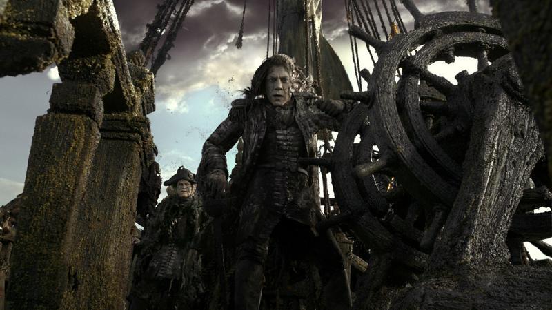 """""""Piraci z Karaibów: Zemsta Salazara"""": kadr z filmu"""